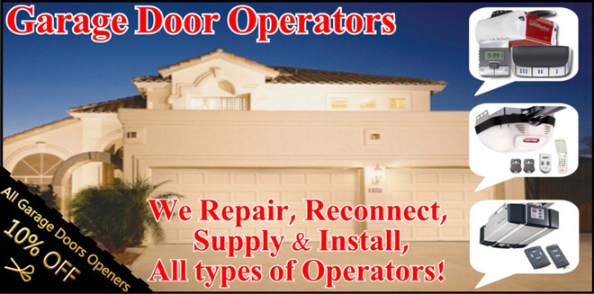 1 Stop Garage Door Repair Garage Door Repairs